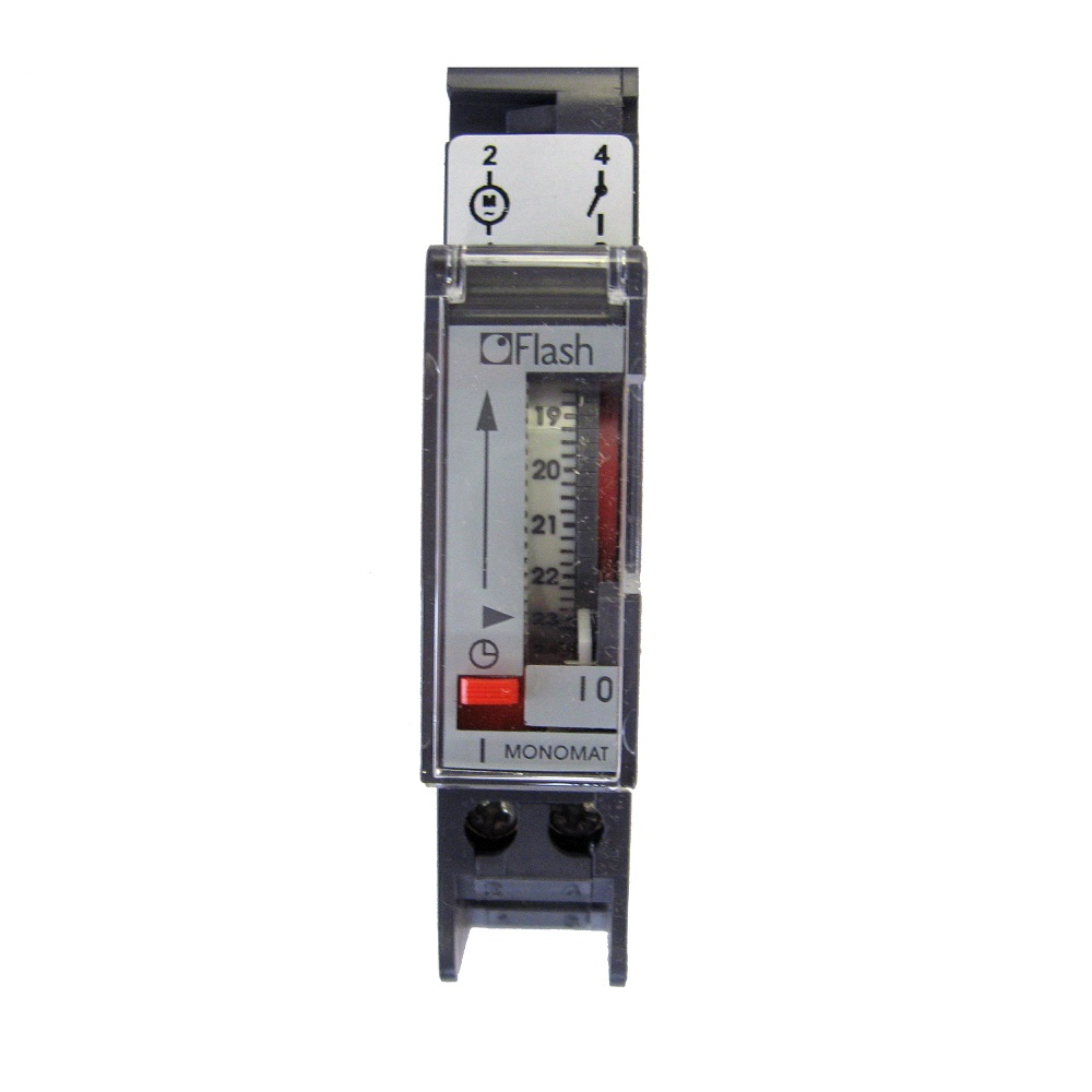 Analogue Timers Electrical Tool And Power Engineering Supplies Timer Theben Sul181h Switch Analog Flash Monomat 24hr
