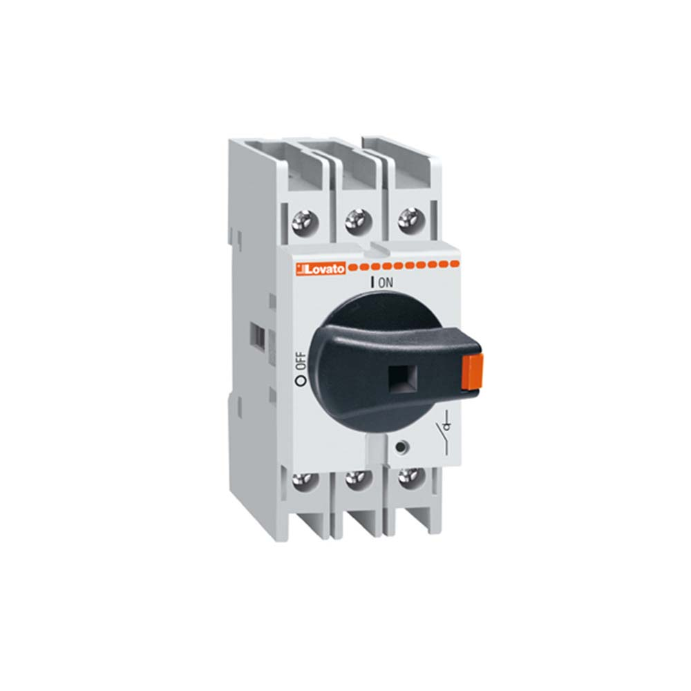 Lovato Three Pole Switch Disconnectors Direct Operating