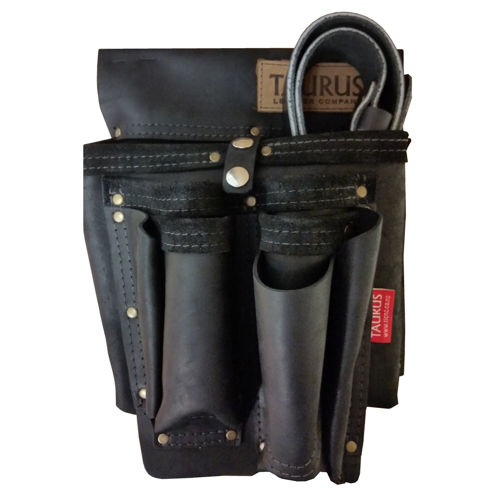 Taurus Lp400 Superior Leather Linesman Tool Pouch Lp432