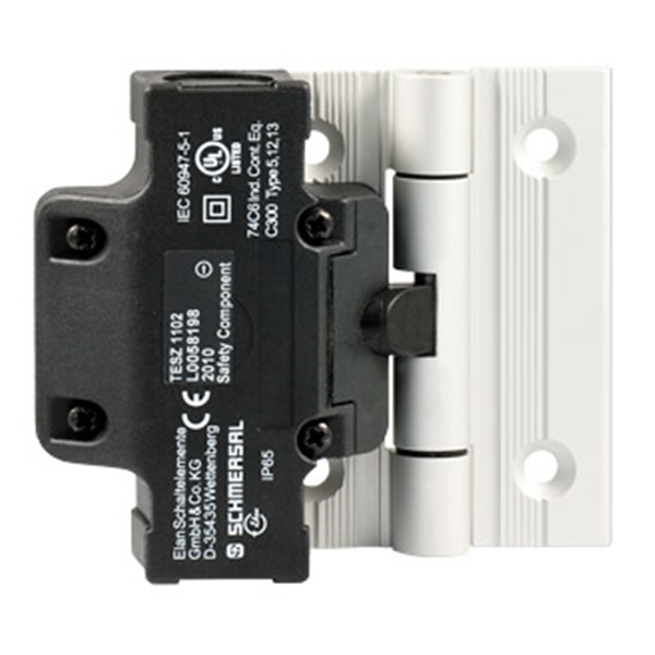 Schmersal Hinge Safety Switch For Hinged Guards Tesz1102